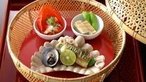 葛城北の丸料理・夏 ※イメージ