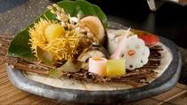 葛城北の丸料理・秋 ※イメージ