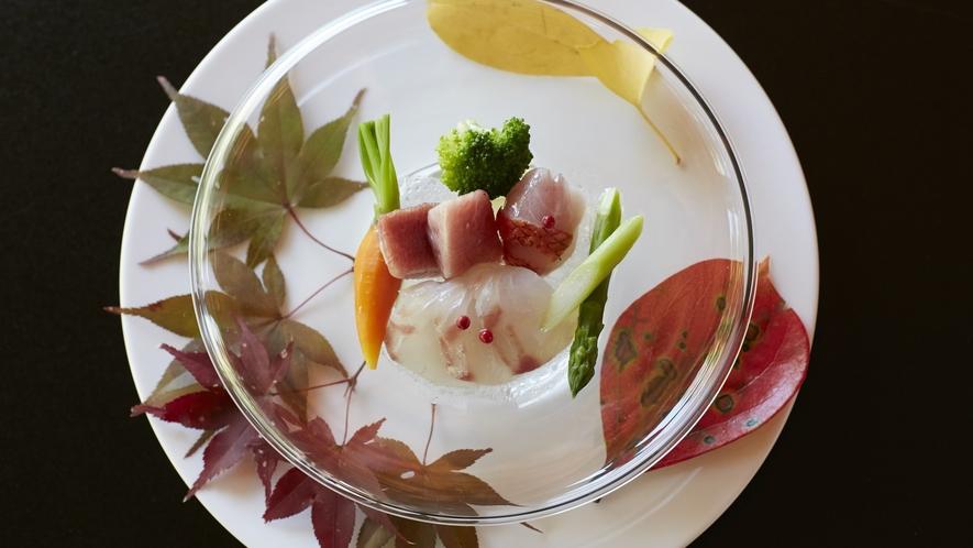 葛城北の丸料理 ※イメージ