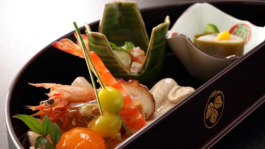 葛城北の丸料理・冬 ※イメージ