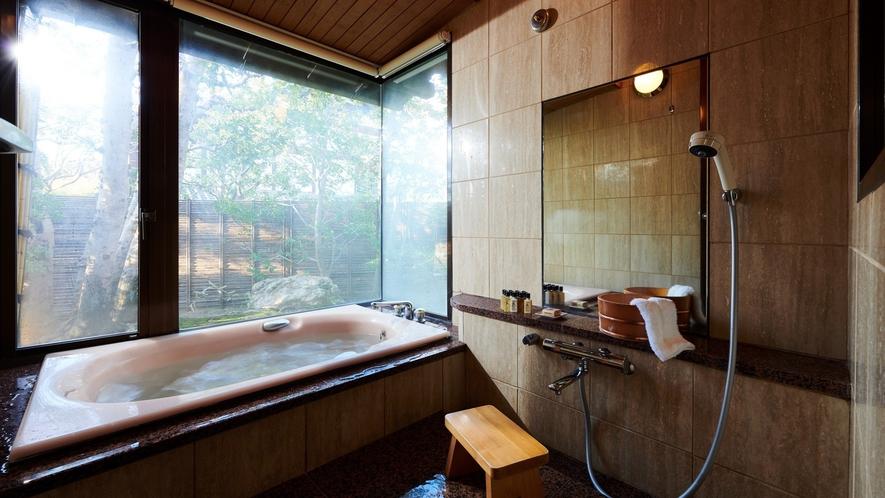 和室 風呂