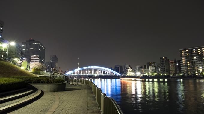 シンプルステイプラン(素泊まり)〜東京メトロ日比谷線「築地」駅から徒歩約7分〜