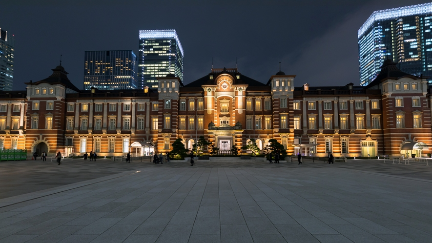 ≪東京駅≫