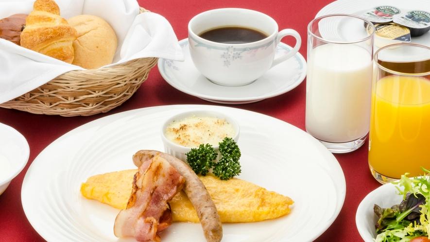 ご朝食(洋定食)