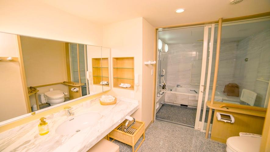 コーナーツインルーム(45平米)一般室(喫煙可)