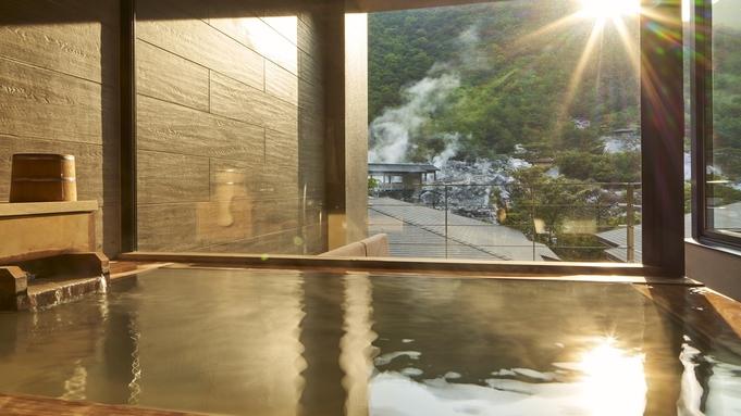 テラスプレミアツイン(5階最上階 半露天風呂+テラス付和洋室)