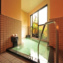 男風呂(化身の湯)