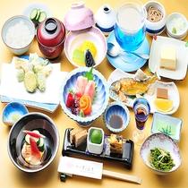スタンダード会席(ご夕食)※写真はイメージです。