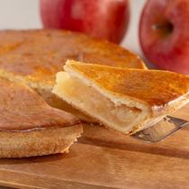 ホテルグランドパレス伝統のアップルパイ