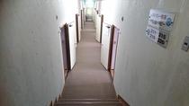 2階フロント横廊下
