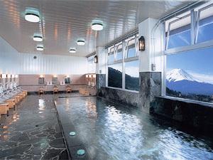 富士山熔岩風呂(バイブラ付き)