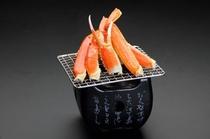 焼きズワイ蟹