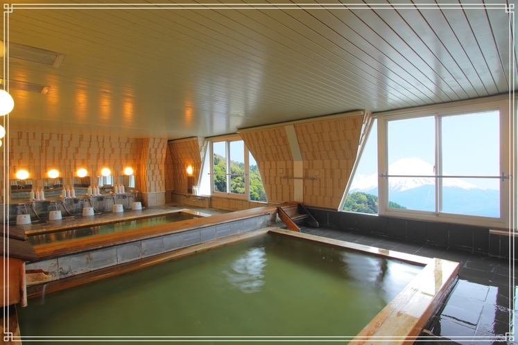A館7階展望風呂
