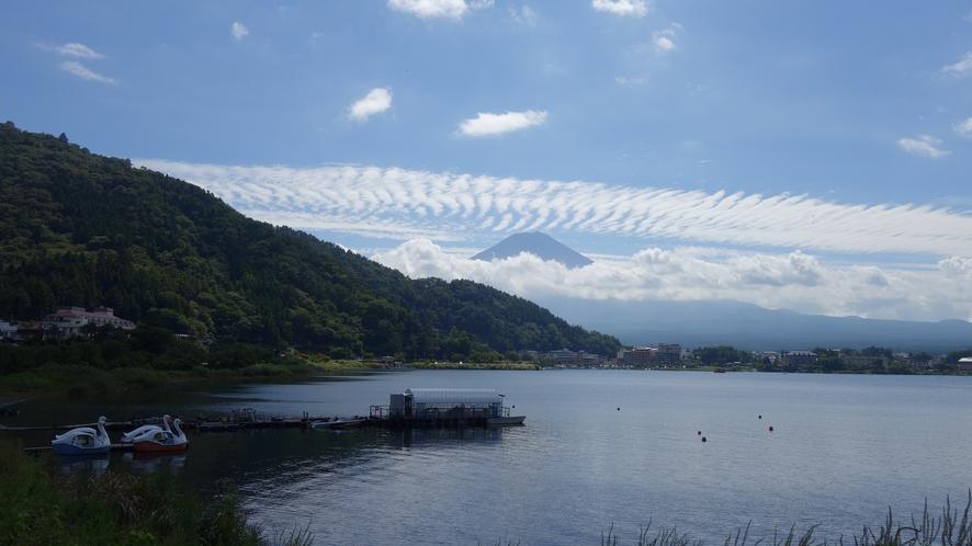 2021年09月15日の富士山