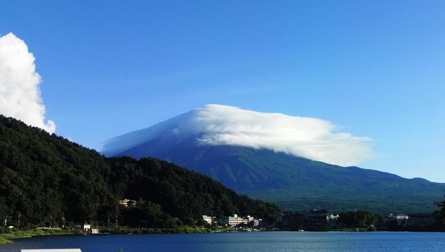 2021年08月18日の富士山
