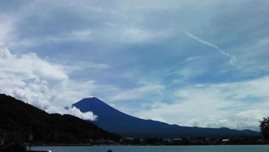 2021年08月22日の富士山