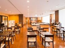 1階ガーデンカフェ(朝食会場)