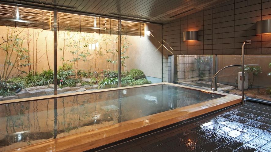 ガーデン浴場