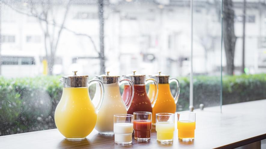 ガーデンカフェ(ご朝食)