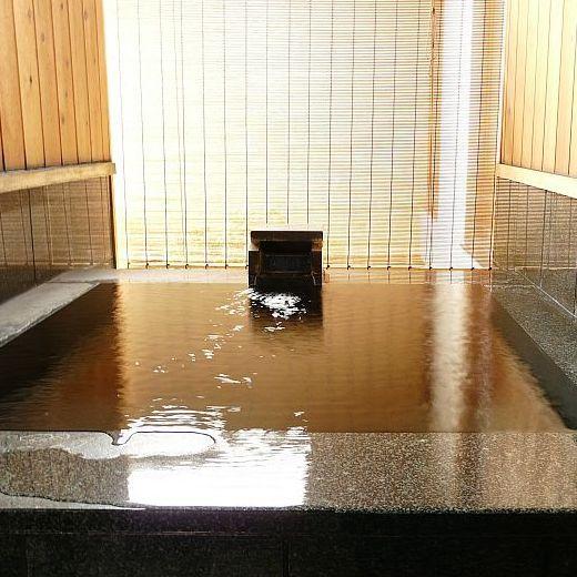 □松の間露天風呂