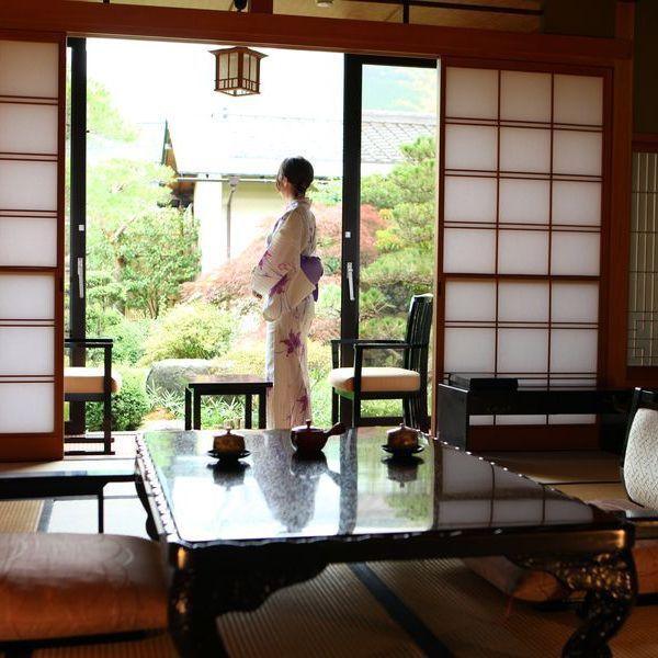 ■一階露天風呂付き客室