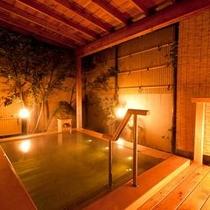 ■ひのき露天風呂
