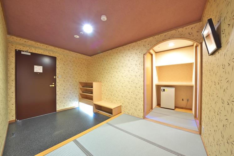 [皆美館]<優雅>ユニバーサルルーム/10畳+8畳ベッド付/車椅子可能