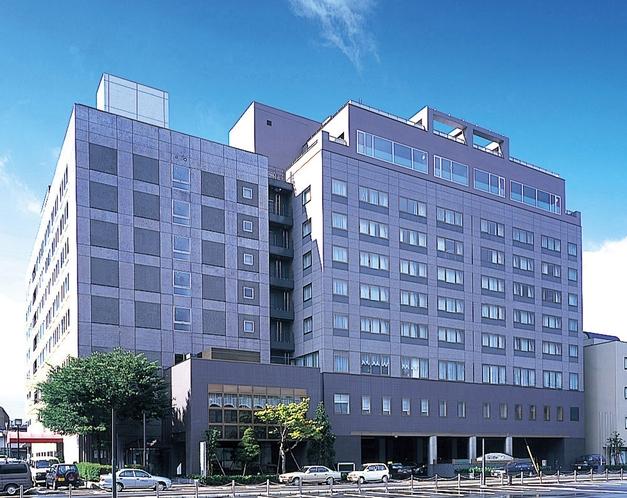 ◇飛騨高山温泉/ひだホテルプラザ/全景(東館と喜多館)