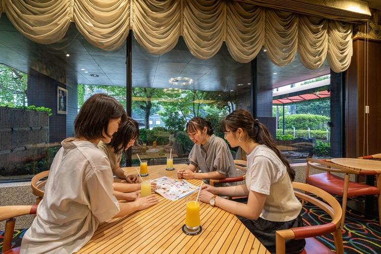 東館1F喫茶コーナー「ピコ」