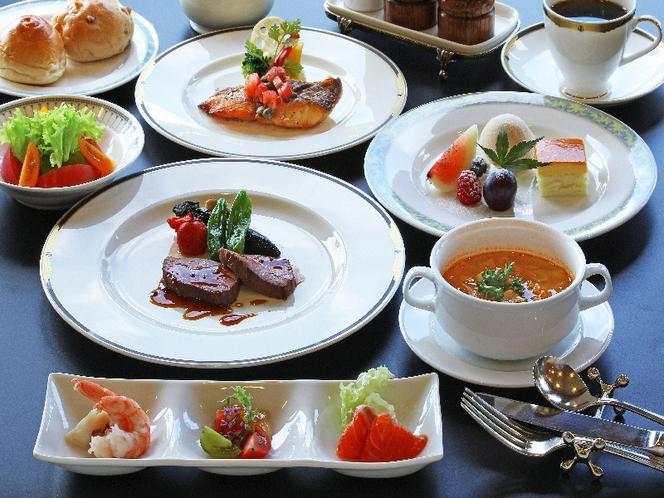 ◇洋食コース一例