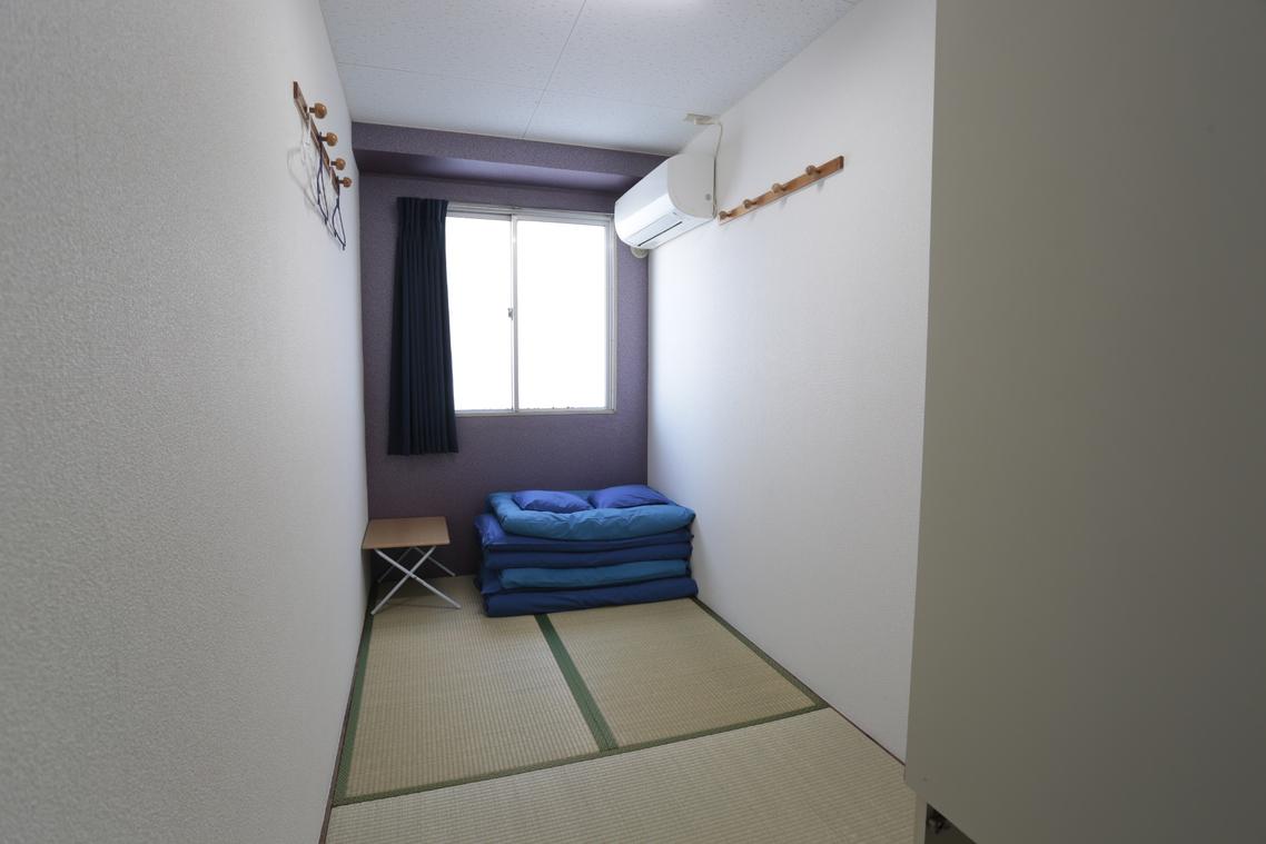 喫煙 和室3畳ツインルーム