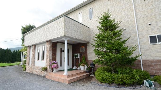 【スタンダード2食付】霧島の山の麓に佇む全4室のプチホテル