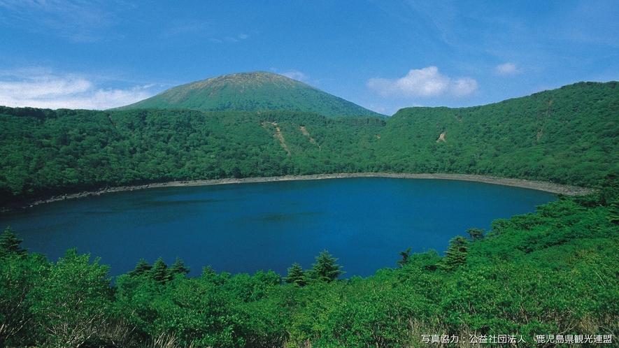 *【観光情報】大浪池と韓国岳