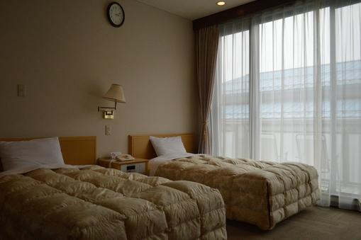 洋室ツインルーム(2階)