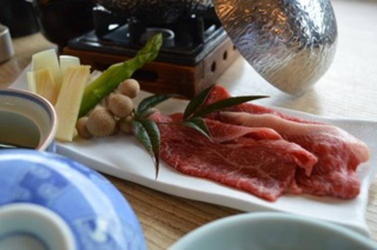 饗宴プラン(春)牛コンソメ鍋 イメージ