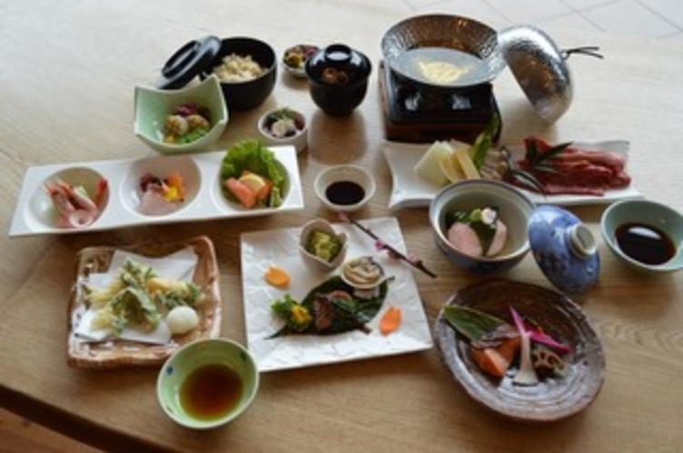 饗宴プラン(春)イメージ