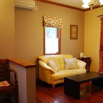 ゆったりサイズの客室
