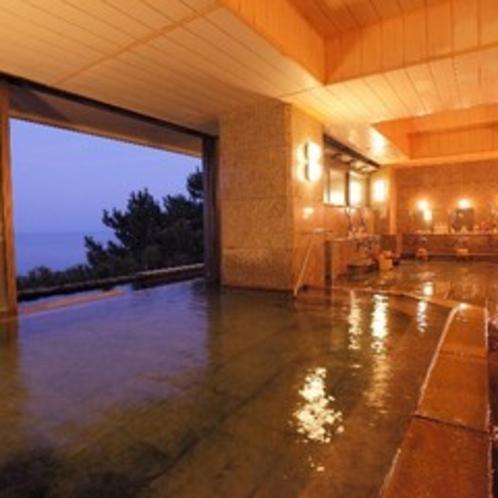 2階男性側大浴場