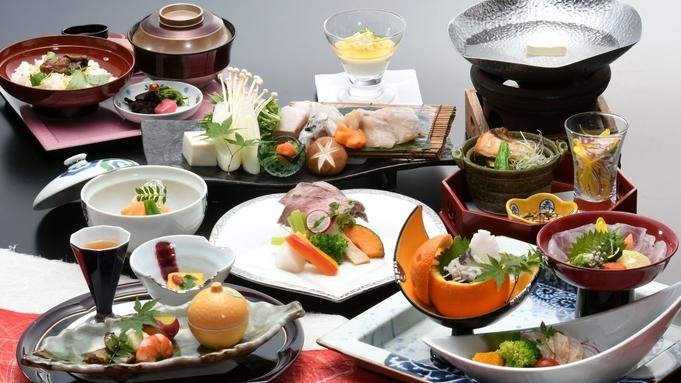■12月〜2月【料理長イチオシ◎輝プラン】河豚や神戸牛など豪華食材を1度にお楽しみいただける会席☆