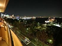 横浜港夜景☆