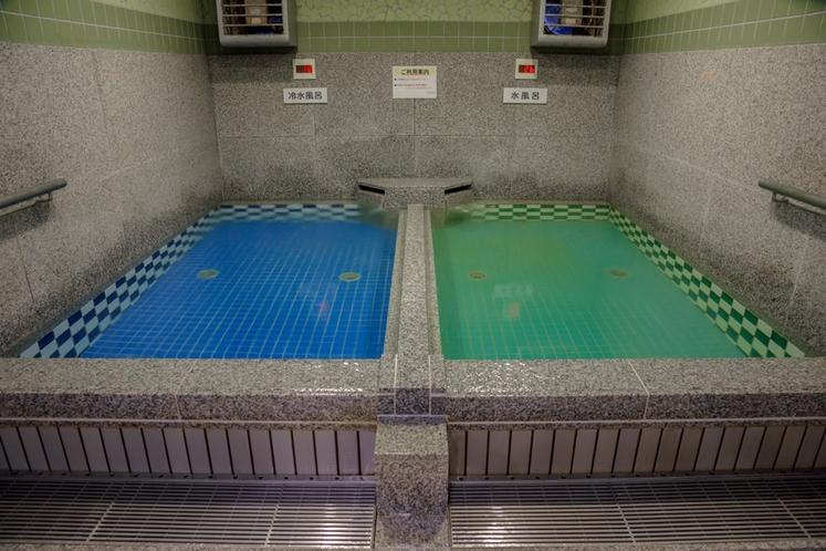 水風呂・冷水風呂(メンズ)