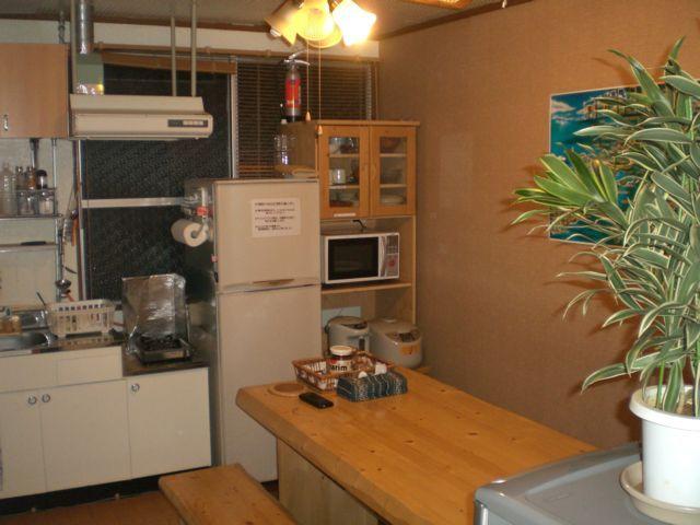 3F Living  Kitchen
