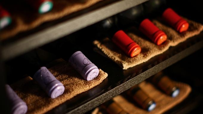 〜ワインと美食を愉しむ〜ボトルワイン1本付き(赤or白orスパークリングワインフルボトル)
