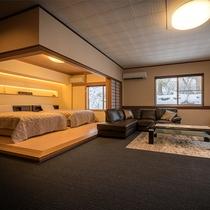 限定1室露天風呂付き洋室「MOMO」