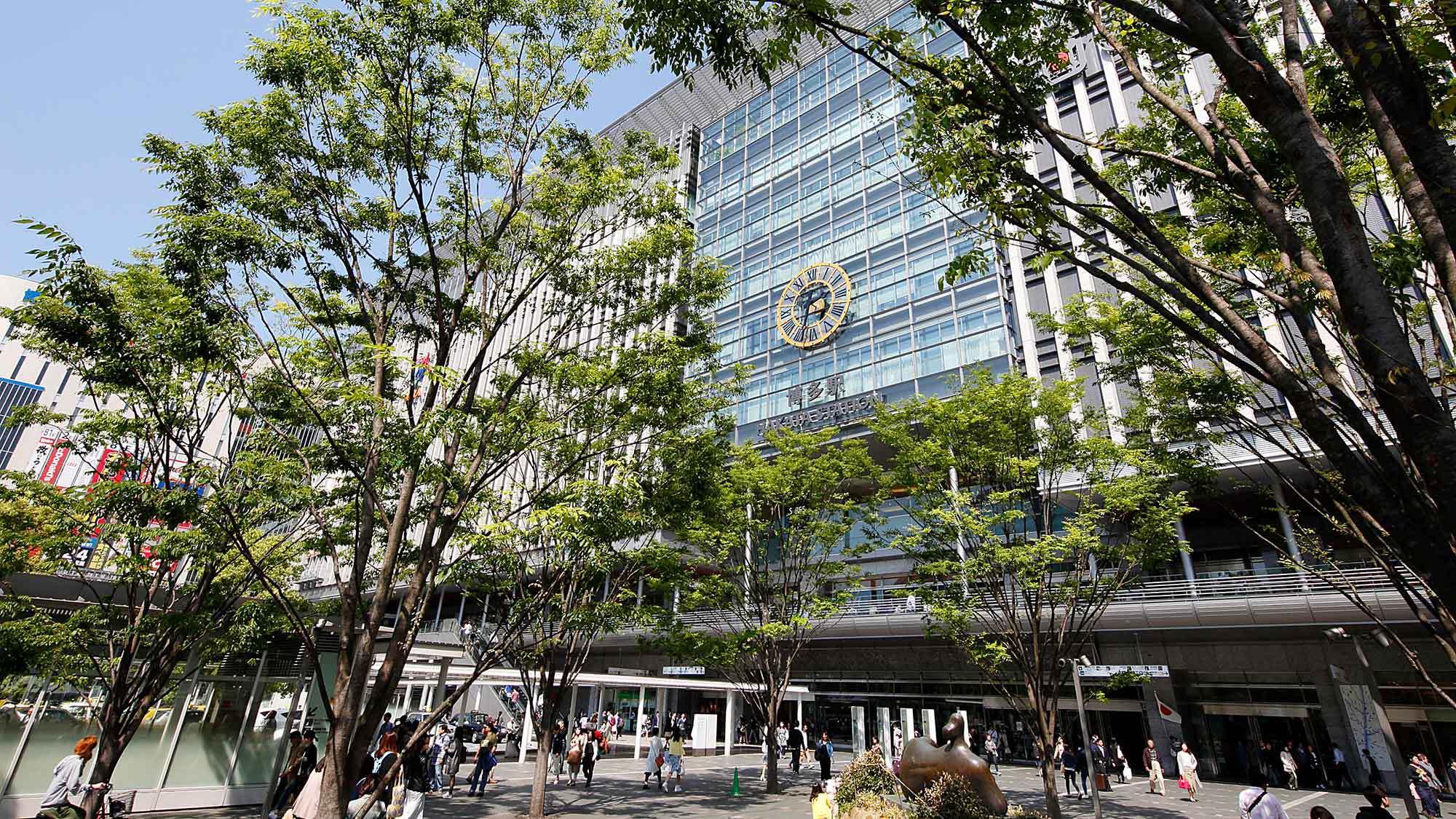 ・博多駅 風景