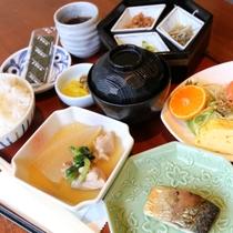 サンライズインの選べる朝食和食