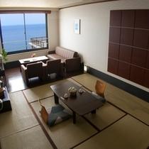 本館海側和室