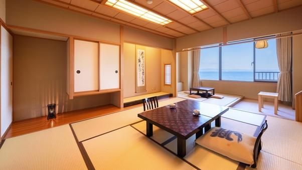 和室/禁煙【海側 10畳+4.5畳】