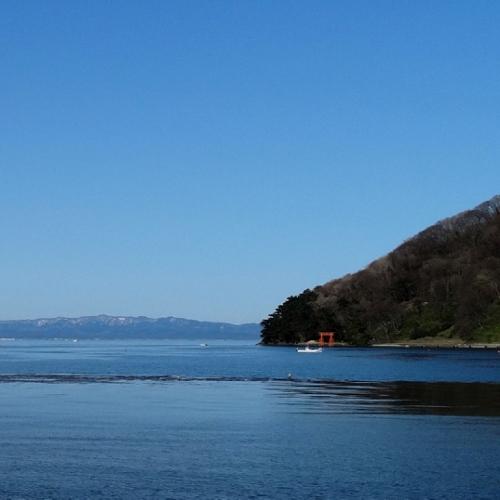 開運パワースポット!湯ノ島を中心とする吉祥の絶景。