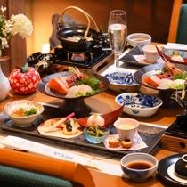 Dining「海つ路」料理一例
